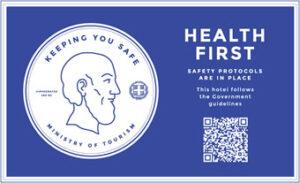 Zagori, Health first certification, COVID19